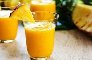 Fresh Pineapple Juice Recipe