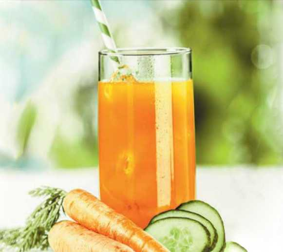 Dreamy Carrot Juice