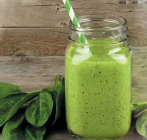 Spinach Juice Recipe