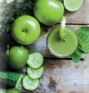 Detox Green Juice Recipe