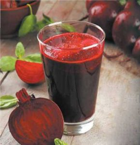 Orange Beet Juice Recipe