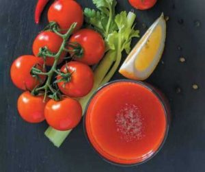 Tangy Tomato Juice Recipe