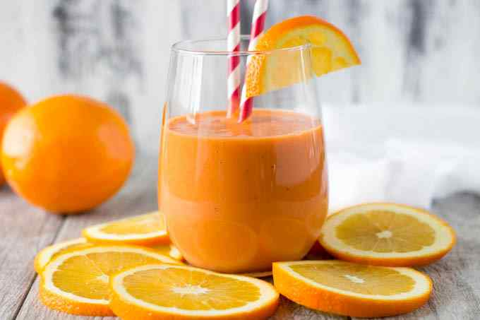 The Immune Booster Smoothie