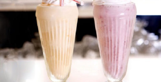 Best Six-Second Milkshake Recipe